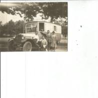 PHOTO 11X8 SAINT JEAN DE LUZ CAMPING CAR - Cartoline