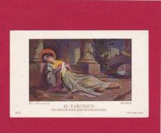 Devotieprent H.Tarcisius - Religion & Esotericism