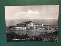 Cartolina Villasimius - Grand Hotel Capo Boi - 1956 - Cagliari