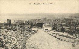 CPA MARSEILLE - Montee Des Oblats (5868) - Autres
