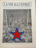 1903 LE GRAND PRIX CYCLISTE DE LA VILLE DE PARIS - MEYERS - GRANAGLIA - RUTT - BIXIO - JACQUELIN - ELLEGAARD - RUTT ECT. - 1900 - 1949