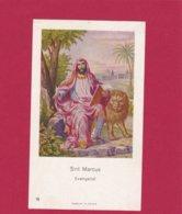 Devotieprent Sint Marcus - Religion & Esotericism