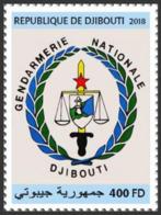 Djibouti 2018, Djibouti Gendarmeria Nationale, 1val - Police - Gendarmerie