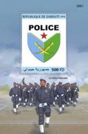 Djibouti 2018, Djibouti Police, BF - Polizei - Gendarmerie