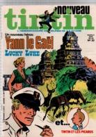 Tintin Nouveau N°30 Au Pays De Bouddha - Tintin Et Les Picaros - Corto Maltese - L'Inde De 1976 - Tintin