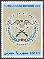 Djibouti 2018, Djibouti Republican Guard, 1val - Police - Gendarmerie