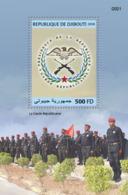Djibouti 2018, Djibouti Republican Guard, BF - Polizei - Gendarmerie