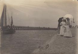1907 Photo Trouville Calvados - Places
