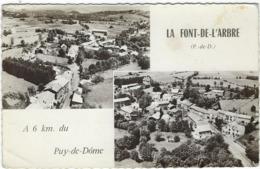 63     La Font-de-l'arbre  Vue Aerienne - Frankrijk