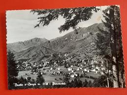 Cartolina Bratto E Dorga M. 1036 - Panorama - 1963 - Bergamo