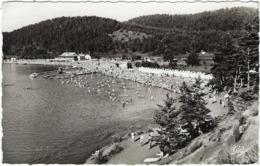 63     Lac De Chambon  Vue Generale De La Plage - Frankrijk