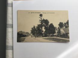 JETTE ST PIERRE  PAYSAGE , RUE COMMUNALE - Jette