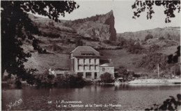 63     Lac De Chambon Et La Dent Du Marais - Frankrijk