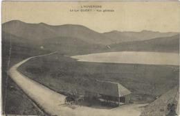 63     Le Lac De Guery Vue Generale - France