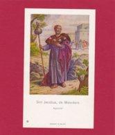 Devotieprent Sint Jacobus De Meerdere - Religion & Esotericism