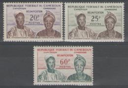 CAMEROUN:  N°329/331 **        - Cote 60€ - - Cameroon (1960-...)