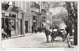 LE BEAUSSET ..--  Rue Portalis . 1967 Vers WARISOULX , Belgique . Voir Verso . - Le Beausset