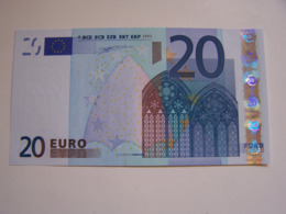 20 Euro Spain V M011 UNC - EURO