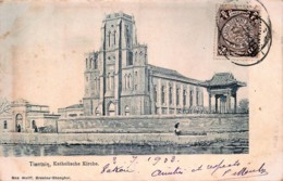 Chine - Tientsin - Katholische Kirche - Chine