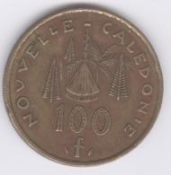 NOUVELLE CALEDONIE 1976: 100 Francs, KM 15 - Nieuw-Caledonië