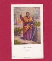 Devotieprent Sint Paulus - Religion & Esotericism
