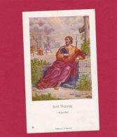 Devotieprent Sint Thomas - Religion &  Esoterik