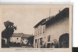 AROMAS    HOTEL DE LA POSTE   PROPRIETAIRE GAUTHIER  DEPT 39 - France