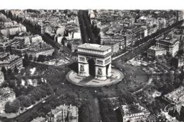 Paris- Arc De Triomphe ** Belle Carte Dentelée De 1963 ** Ed. Guy (Leconte) N° 3.506 - Arc De Triomphe