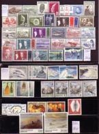 GREENLAND - 1973 - 2001 - Mixe - 56 Tim. MNH ** - Groenland