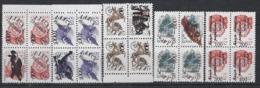 Russia Local Overprints. .20 Stamps. S7 .Local/Cinderella - Fantasy Labels