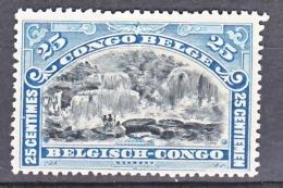 Belg.Kongo - Congo Belge  Nr 57 (x) Postfris Met Plakker- Neuf Avec Charnière - MH - 1894-1923 Mols: Nuevos