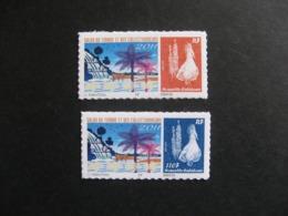 Nouvelle-Calédonie: RARE Et TB Paire N°1126A/1126B, Neufs XX . - Nueva Caledonia