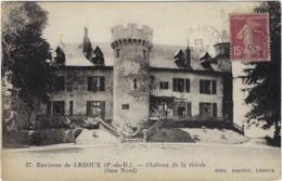 63 Environs De  Lezoux  Chateau De La Garde - Lezoux