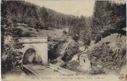 63  Le Lioran  Le Tunnel De La Route - France