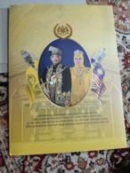 2019 Malaysia Coronation Sultan King Pahang As Agong Royal Royalty Muslim Combo Folder MNH - Malaysia (1964-...)