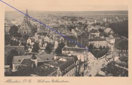 Ak Allenstein Ostpreussen Blick Vom Rathausturm über Die Stadt Von 1934 - Ostpreussen