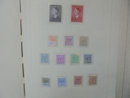 START 1 EURO ! BELGIQUE 1957-1984 COLLECTION NEUVE (2546) 2 KILOS 800 - Belgium