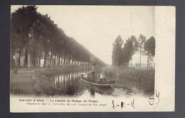 Souvenir D'Alost Le Chemin De Halage ( De Tragel ) - Aalst