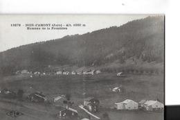 BOIS D AMONT N 13279  HAMEAU DE LA FRONTIERE  CHALETS      DEPT 39 - Autres Communes