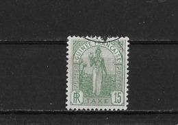Guinée Yv. Taxe 3 O. - Guinée Française (1892-1944)