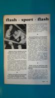 Doc De 1960/61,boxe Alphonse Halimi - Kleding, Souvenirs & Andere