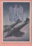OLD POSTCARD - MILITARY - ARTIST SIGNED GOTTFRIED KLEIN - DEUTSCHE WEHRMACHT - Guerra 1939-45
