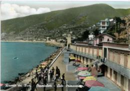 OSPEDALETTI  IMPERIA  Lido Primavera  Spiaggia  Riviera Dei Fiori - Imperia