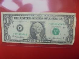 U.S.A 1$ 1993 CIRCULER - Billets De La Federal Reserve (1928-...)