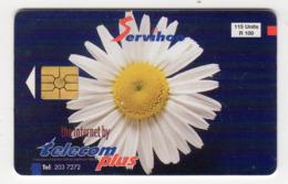 MAURICE Ref MV Cards : MAU-27 115U SERVIHOO 40 000 Ex Année 1998 - Maurice