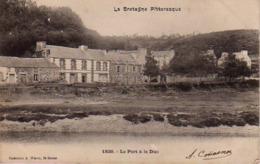 S45-007 Pléboulle - Le Port à La Duc - Francia