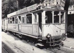 Tram Lausanne ? Small Photo 9,5 X 7 Cm. No Postcard. - VD Vaud