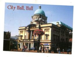 ENGLAND - AK 365733 Hull - City Hall - Hull
