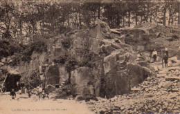 S45-012 Lanhelin - Carrières De Bécene - France