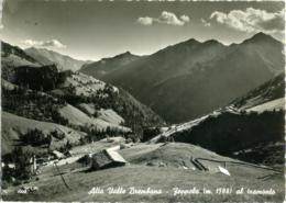 FOPPOLO  BERGAMO  Alta Valle Brembana  Panorama - Bergamo